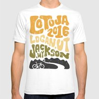 LOTOJA Mens Fitted Tee White SMALL