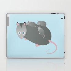 Adorable Mommy Possum Laptop & iPad Skin