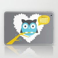 You're A Hoot Laptop & iPad Skin