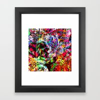 My Closet Framed Art Print