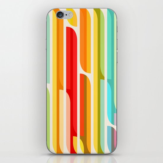 Test Tube Tune iPhone & iPod Skin