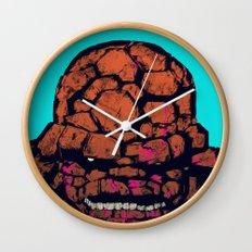 Whump! Wall Clock