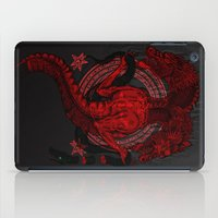 Incipit Serpent iPad Case