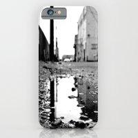 Grit City water iPhone 6 Slim Case