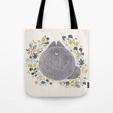 Kitch Cat Tote Bag