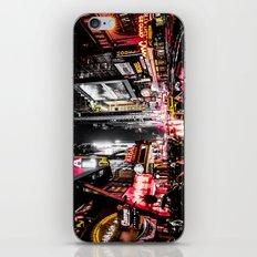 New York City Night II iPhone & iPod Skin
