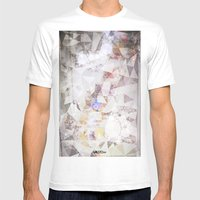 Esterno Autunnale Mens Fitted Tee White SMALL