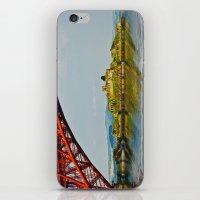 Inchgarvie Island iPhone & iPod Skin