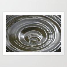 good vibrations 1 Art Print