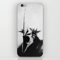 WITCH-KING iPhone & iPod Skin