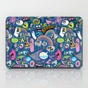 Sad Rainbow Pattern iPad Case