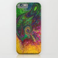 iPhone & iPod Case featuring Out of the Box by Vargamari