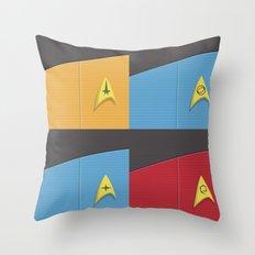 Star Trek - Insignia Throw Pillow