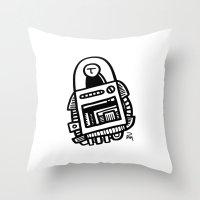Explorer MDL 01010 - PM Throw Pillow
