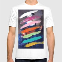 Composition 505 Mens Fitted Tee White SMALL