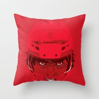 Ovechkin Superhero Throw Pillow