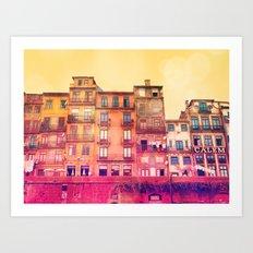 Porto III Art Print