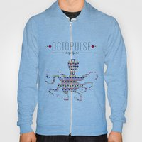 Octopulse | Design By Se… Hoody