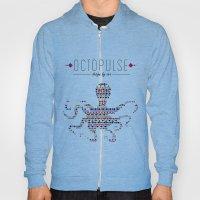 Octopulse | Design by sea Hoody