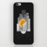 Why Do We Need The Sun And Moon? iPhone & iPod Skin