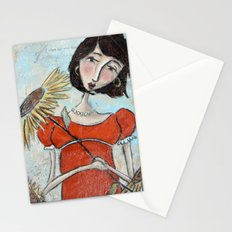 Bohemian Soul Stationery Cards
