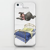 iPhone 5c Cases featuring Break Time by Rob Snow