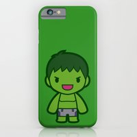iPhone & iPod Case featuring Big Guy by Papyroo