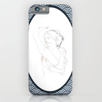 iPhone & iPod Case featuring The Muses (Larger Version) by Susanah Grace