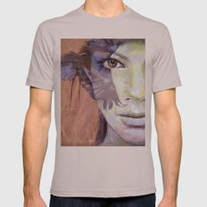 Huntress Mens Fitted Tee Cinder SMALL