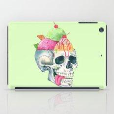 brain freeze iPad Case
