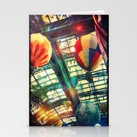 Up Up & Away Stationery Cards
