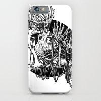 Rudolph Sparrow iPhone 6 Slim Case