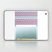 AZTEC 'Beyond The Sea' 1-2 Laptop & iPad Skin
