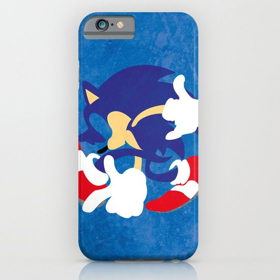 Sonic iPhone & iPod Case