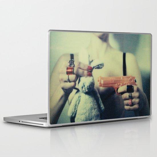 The Bunny Laptop & iPad Skin