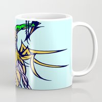 Atlantean Archer Mug