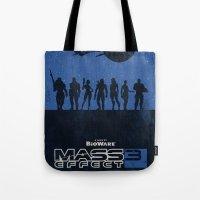 Mass Effect 3 Tote Bag