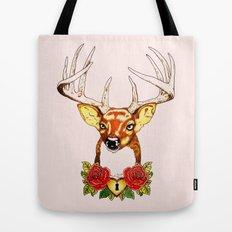 Oh deer. Tote Bag