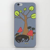 Let Sleeping Dogs Lie iPhone & iPod Skin