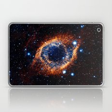 Helix Nebula (Infrared) Laptop & iPad Skin