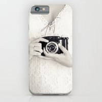 iPhone & iPod Case featuring camera  by El Diván Azul {Beatriz}