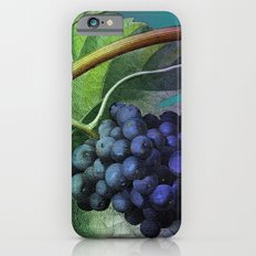 Purple Grape Vine iPhone 6 Slim Case