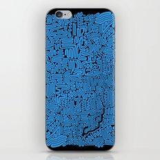 Entanglement iPhone & iPod Skin