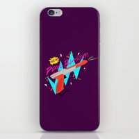 Pixel Blaster iPhone & iPod Skin