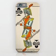 musical poker / Baroque oboe Slim Case iPhone 6s