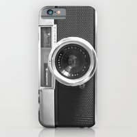 iPhone Cases featuring Camera by Nicklas Gustafsson