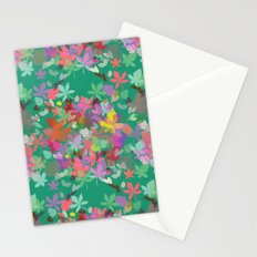 autumn is a second spring Stationery Cards