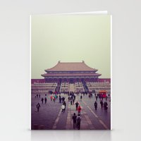 The Forbidden City Stationery Cards
