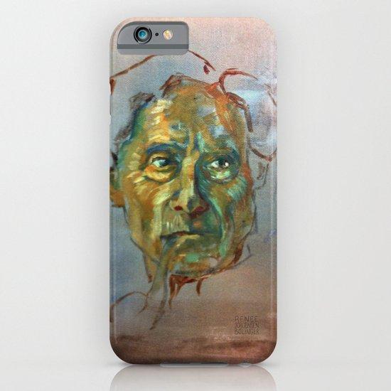 Bertrand Russell iPhone & iPod Case