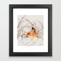 Breed III Framed Art Print